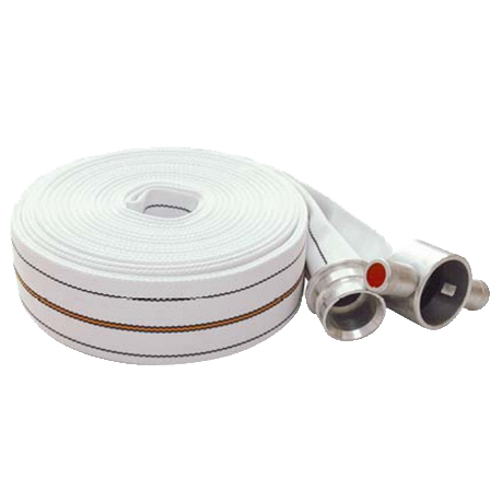 Synthetic Rubber Fire Hose Featured Image